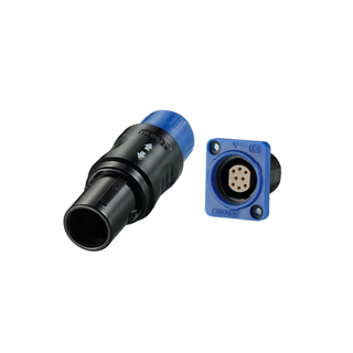 PYB.2P308- Professional Manufacturer Male Connectors Plastic Quick Push-Pull Types