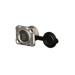 RJ45-9Pins IP67 waterproof Electric Signal Connector