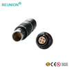 Watertight Push Pull Connectors REUNION F Series S102 S103 IP68 Underwater Connector