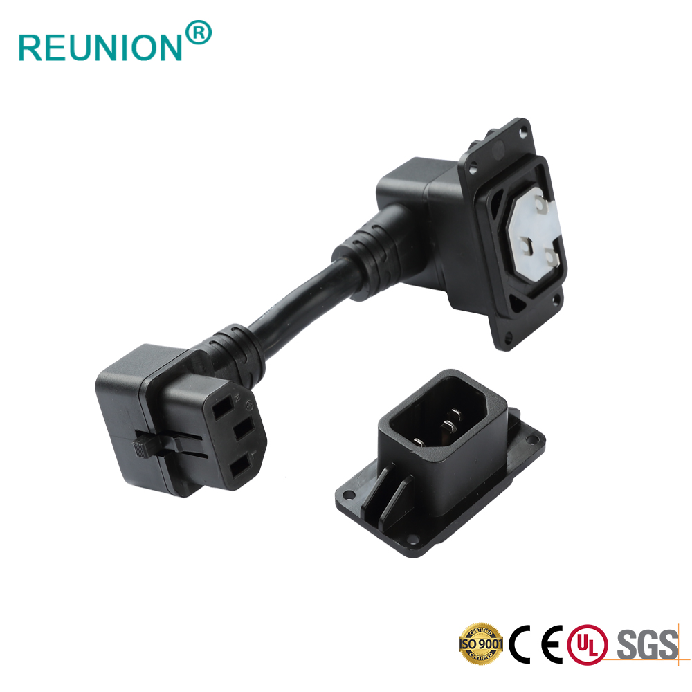 REUNION Connectors - Custom connector cable assembly