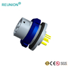 IP67 2 Pin 3 Pin LED Power Waterproof Over Molded Cable Connector