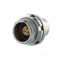 SEG.2K308.CPL - 8Pin Waterproof Socket Connector