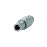 PAG.1P310.APAC.52G - Factory Supplier 1P Plastic Power Connectors for Medical Monitoring System