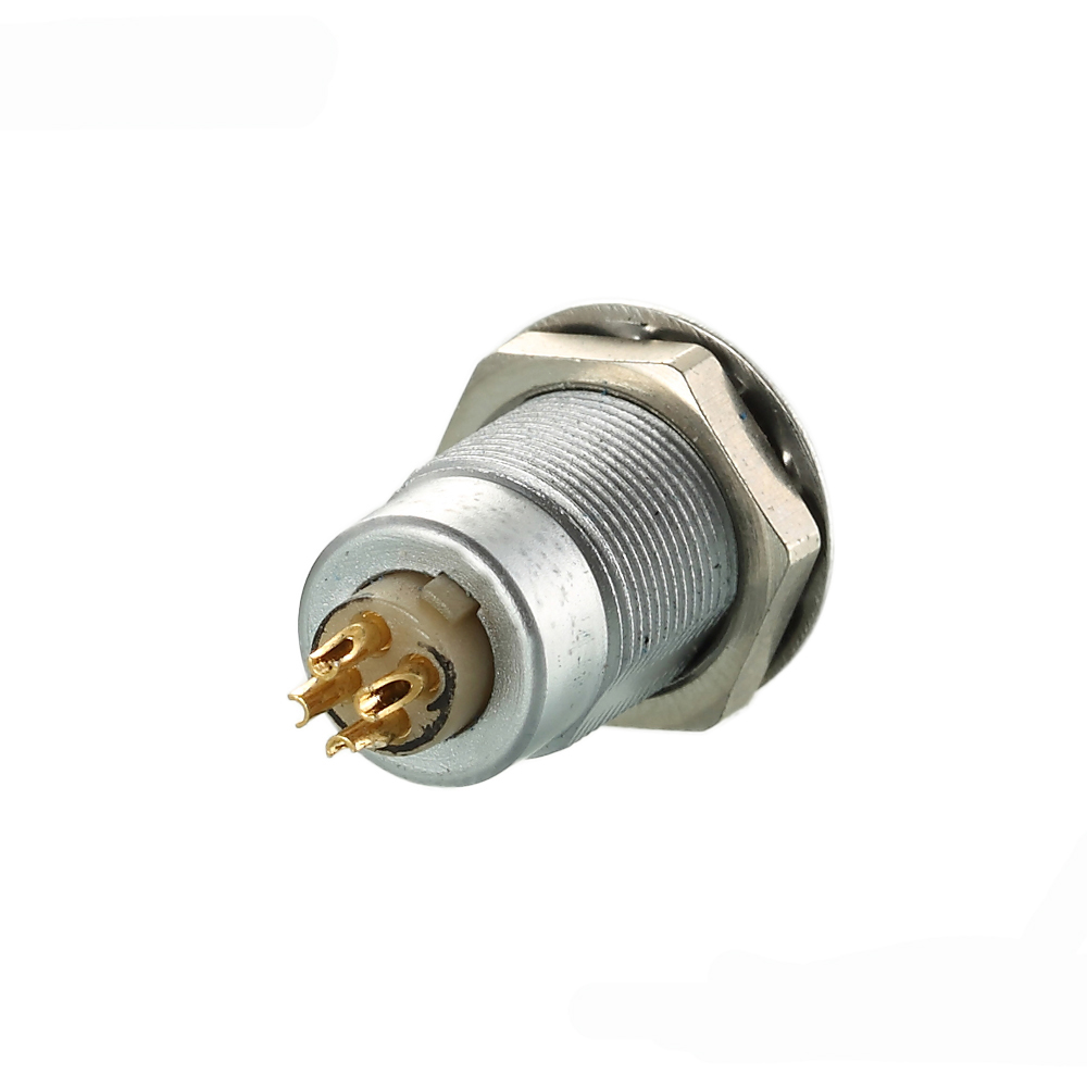 Watertight type 5pin connector solder seal wire male female socket cable connectors