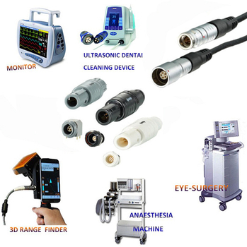 Advanced Medical Connector Solutions