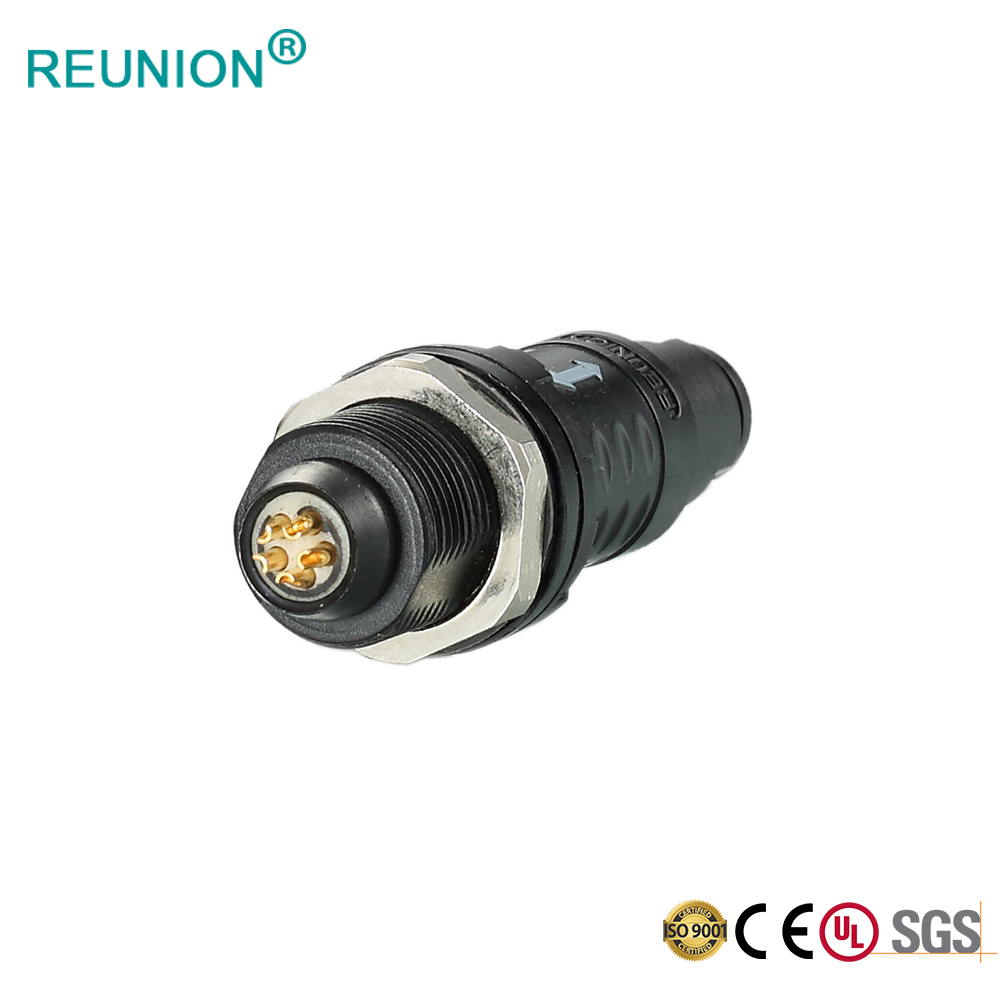 China Manufacturer Offer Cheapest P Series Medical CCTV Camera Power Connector