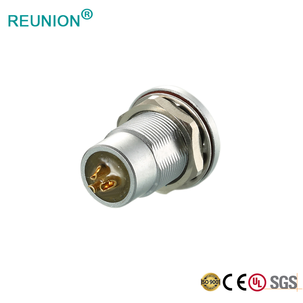 Cheap price Push-pull system medical metal connector