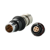 PLG.0F304.KPAC.52 - Male straight waterproof sensor connector power/signal type