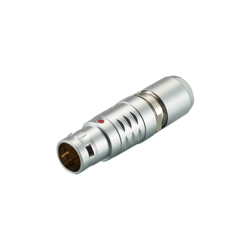 1B/2B Series 1+3/2+4 Coaxial Connectors Male To Female for Medical Laparoscopic Camera