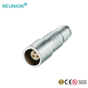Medical push pull connector IP67 waterproof medical cable assembly
