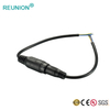 Led Strip Male To Female Wire Waterproof Power Cable 7 Pin Waterproof Connector