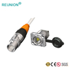 RJ45 network connector cable assembly