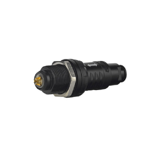 PFG.1P302.APAC.52G-IP65 waterproof Electric Connector Multipole Plastic Circular Harness Connectors