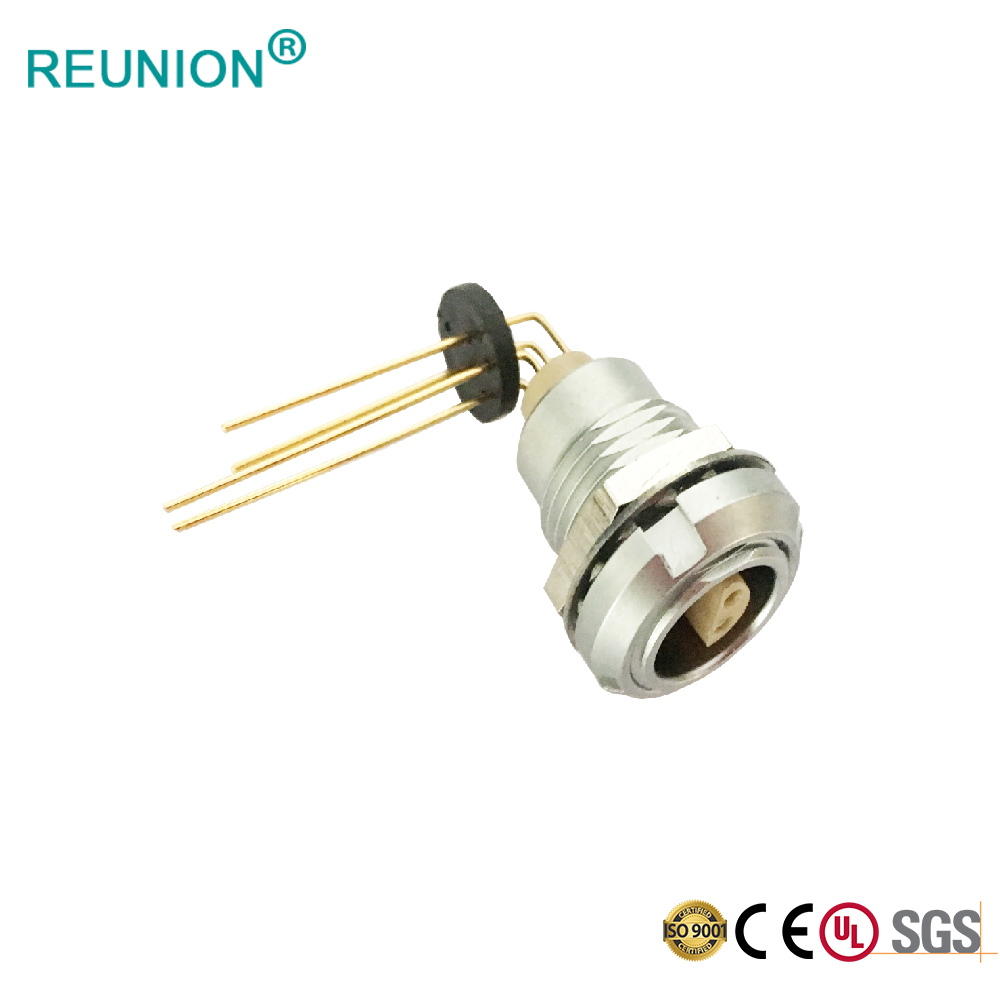 SKG.1S304.CPL - S Series electrical female receptacle metal connector in Shenzhen manufacturer