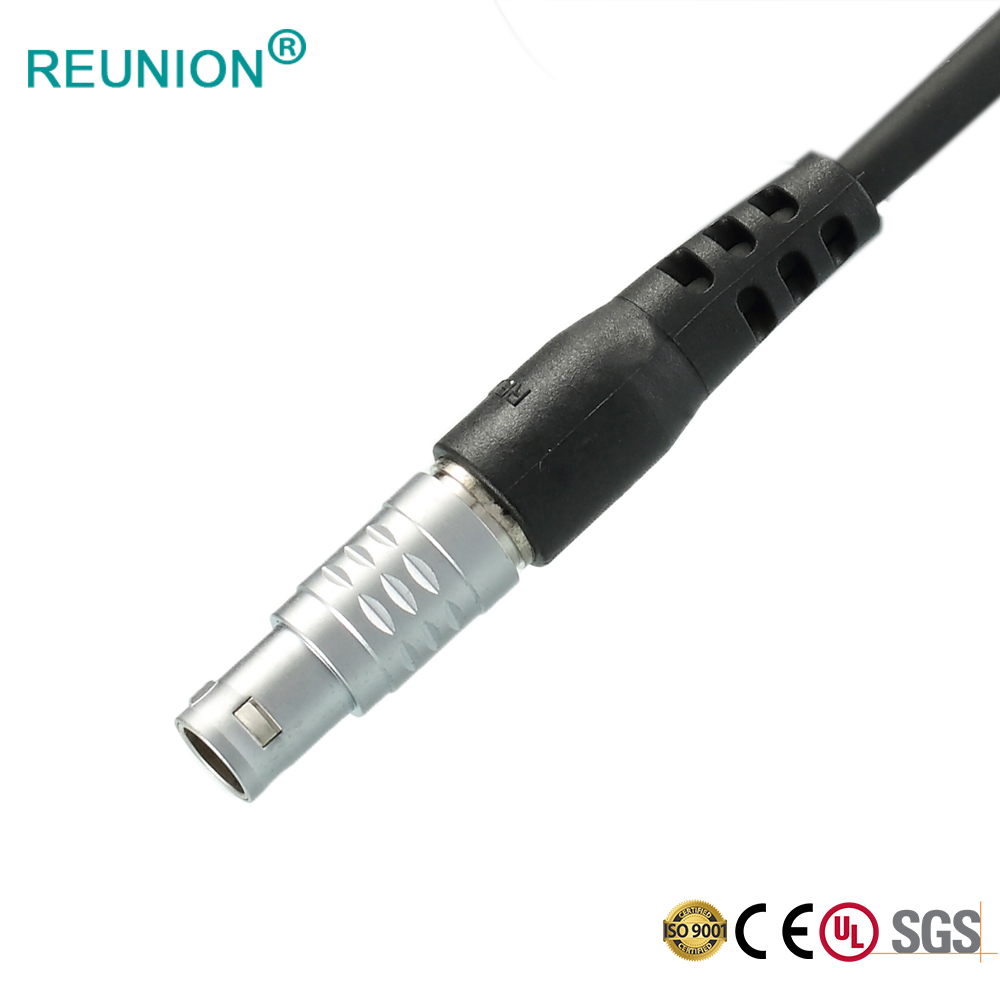 PGG.2B306.CPAC.62 - Reunion hot sell metal push-pull connector for Industrial, Medical, Test and Surveying