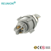 REUNION M Series Screw Connectors 2 4 6 Pin Electrical Wire To Wire Low Voltage Connector